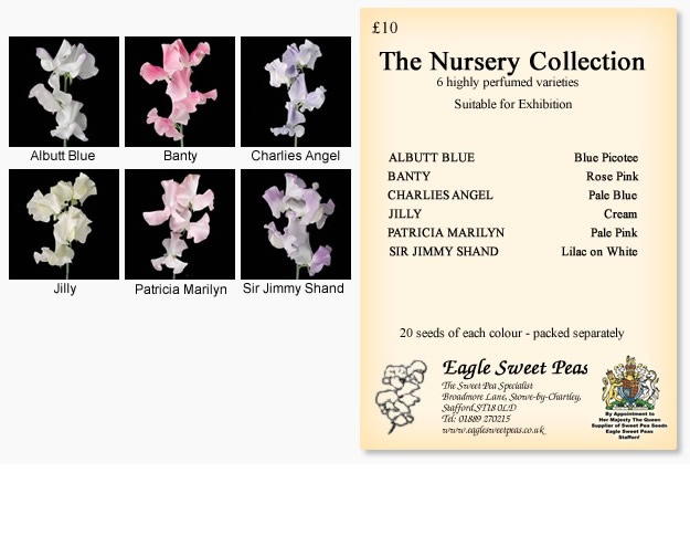 Nursery Seed Collection